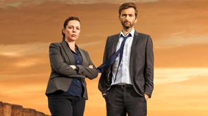 Broadchurch Television Promo Image.