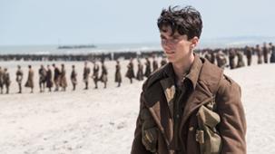Dunkirk Film Promo Image.