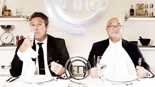 Masterchef Television Promo Image.