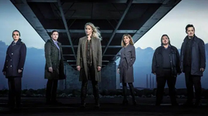 The Bridge Television Promo Image.