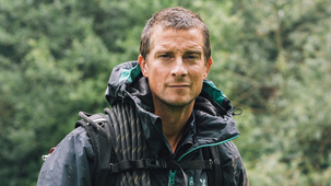 The Island with Bear Grylls Television Promo Image.