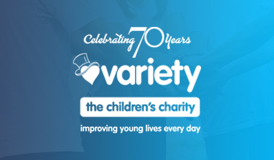 Variety The Children's Charity Case Study Thumbnail.