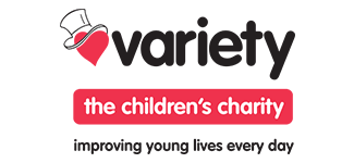 Variety The Children's Charity Logo.